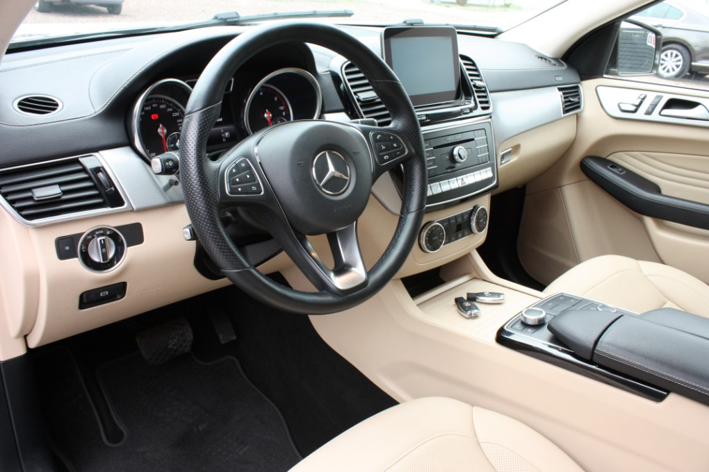 MERCEDES BENZ GLE Coupe